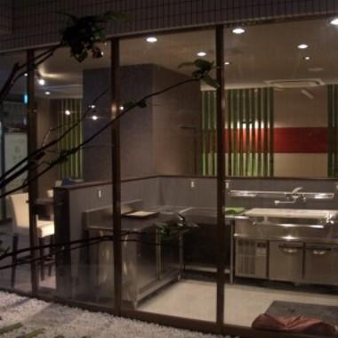 飲食店店舗内装工事後 キッチン