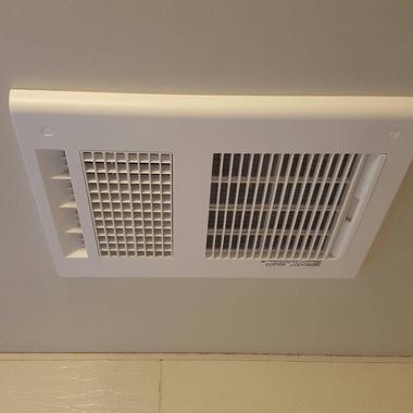 | 浴室換気乾燥機交換工事後 マックス BS-161H