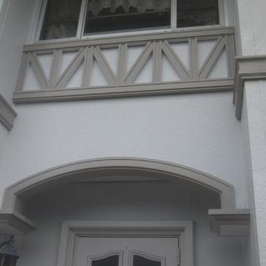 外装リフォーム後 外壁塗装