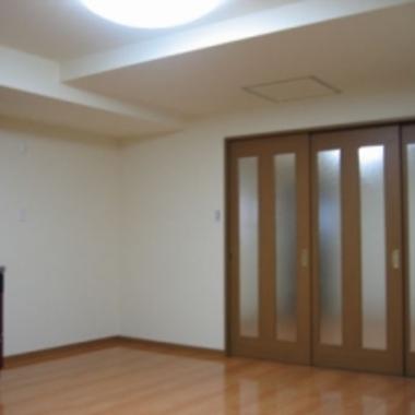 アパート2階部分を居宅へリフォーム後 部屋