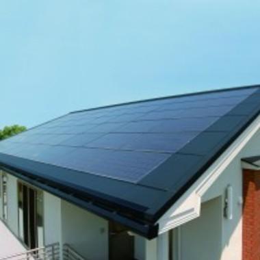 太陽光発電設置
