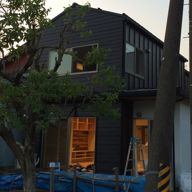 外壁 屋根リフォーム後