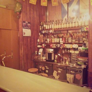 カフェにリフォーム キッチン