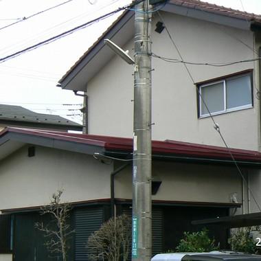 ガルバリウム鋼板に葺き替え 完了 家全体