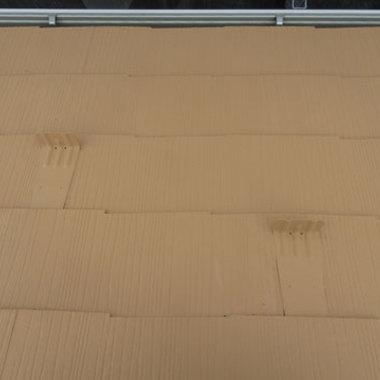 屋根塗装 完了 アップ画像 別角度