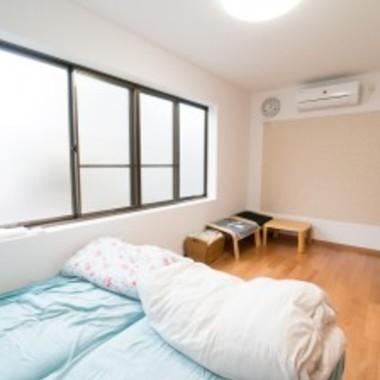木造住宅リノベーション後 寝室