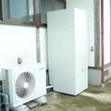 | 熊本市 電気給湯器 エコキュート 設置後