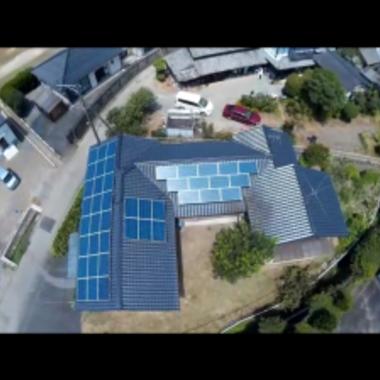 | 太陽光発電システム設置工事