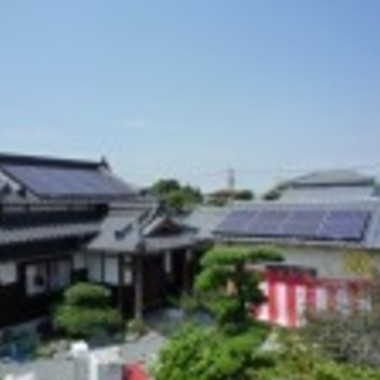 | 八代市 太陽光発電設置 完了