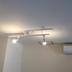 室内塗装&電気配線工事・照明交換後 照明取り付け3