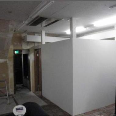 相模原市南区 広い空間を間仕切りしよう♪の施工後写真(0枚目)