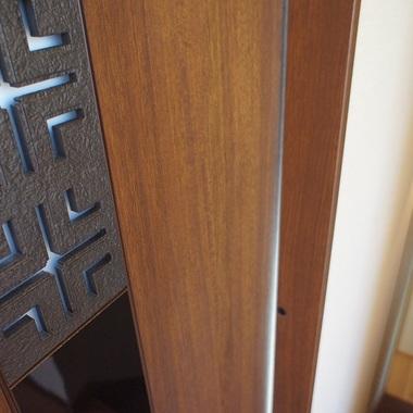 新築工事 ドア