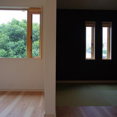 新築工事 洋和室