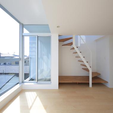 新築 室内階段