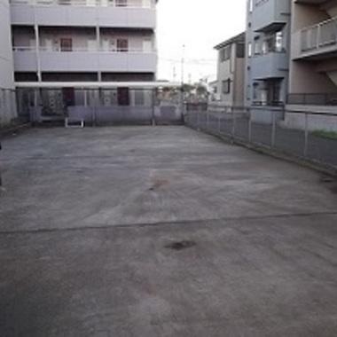 | 解体・撤去後 敷地