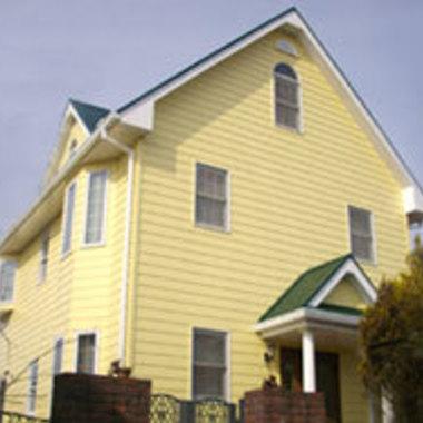 外壁塗装後 住宅外観
