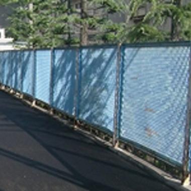 | フェンス シャッターなどの施工後