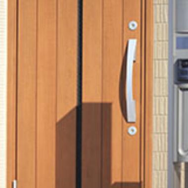 玄関ドア・サッシリフォームの工事
