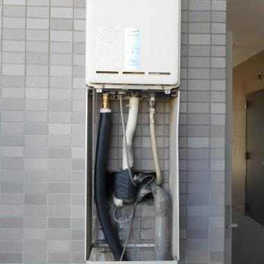 給湯管漏れ交換工事 価格14万円(税込)の施工後写真(0枚目)