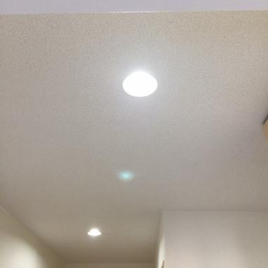 廊下天井漏水補修工事 保険対応工事 価格9万円(税込)の施工後写真(0枚目)
