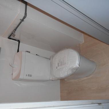 施工後の洋室トイレ