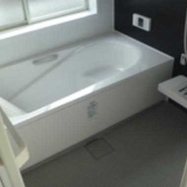 安芸郡府中町✕浴室リフォーム✕暮らしを楽にする工事の施工後写真(0枚目)