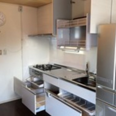 安芸高田市✕キッチンリフォーム✕多機能なキッチンにする工事の施工後写真(0枚目)