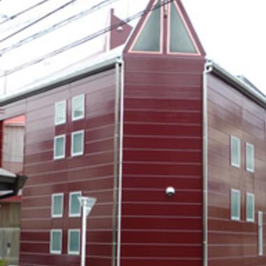 遮熱・断熱塗装後の住宅外観