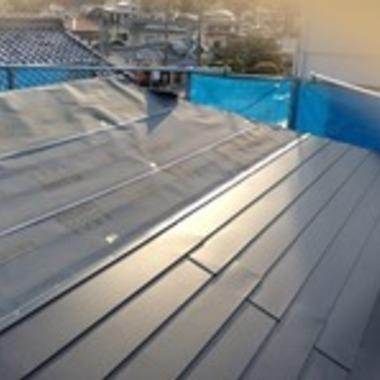 | 三原市✕屋根リフォーム✕良い仕上がりの工事の施工後写真(0枚目)