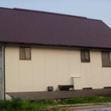 竹原市✕外壁屋根塗装工事✕美しい仕上がりの工事の施工後写真(1枚目)