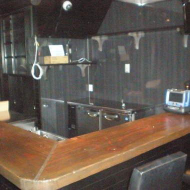 施工後の厨房