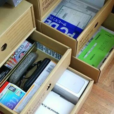 2Fのリビング改装。梯子階段の設置と効率よく収納するためのオリジナル家具の施工後写真(2枚目)