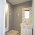施工後の洗面所