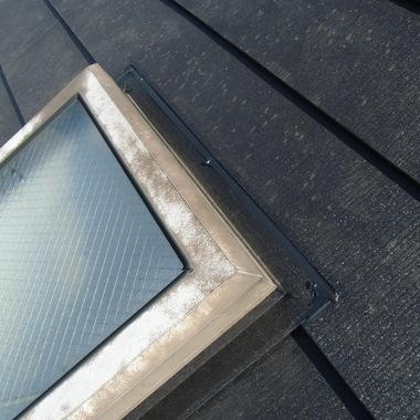 カラーベストを金属屋根でカバーの施工後写真(0枚目)