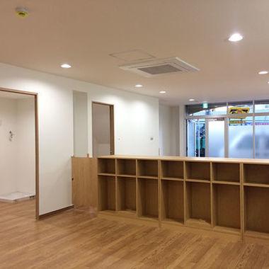 安心と安全性 。大手保育園の新規の支店新築工事が完了いたしました。の施工後写真(0枚目)