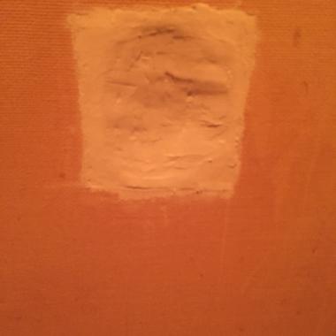 | 壁の穴あき部分補修の施工後写真(1枚目)