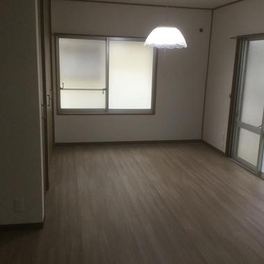 和室を明るい洋室に/押入れを多目的収納のクローゼットで収納楽々❢の施工後写真(0枚目)
