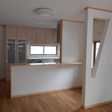 外壁から水回り、間取り変更で住みやすいリフォームの施工後写真(1枚目)