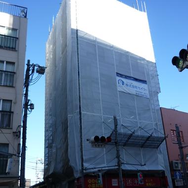 大規模修繕工事の施工後写真(0枚目)