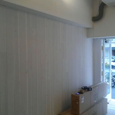 店舗内装の施工後写真(3枚目)