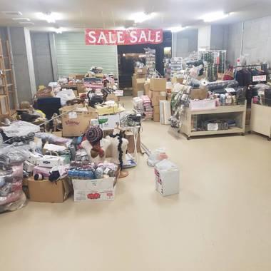 八王子店舗内装工事の施工後写真(0枚目)