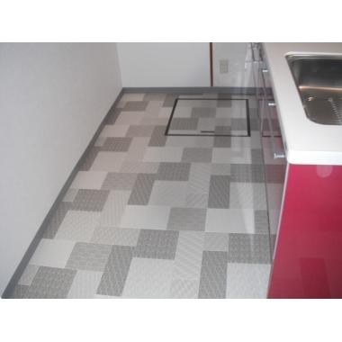 デザイン性と使い勝手と価格のバランスがいいクリナップのキッチンです。の施工後写真(2枚目)
