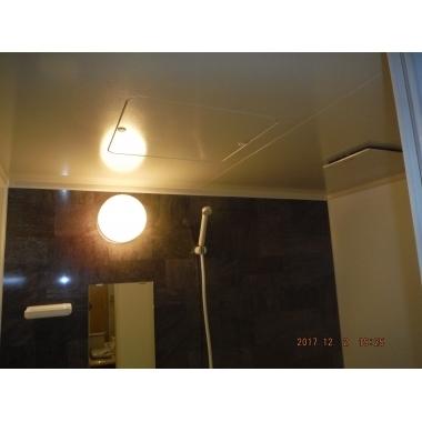 明るく広々 LIXIL リノビオに浴室リフォームの施工後写真(2枚目)