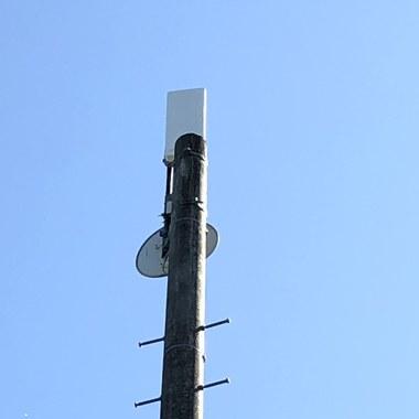 地デジアンテナ交換 八木式アンテナから平面アンテナ(スカイウォーリー)へ交換の施工後写真(0枚目)