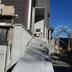 玄関スロープ・手摺工事*つらい階段の上り下りを軽減!の施工後写真(1枚目)