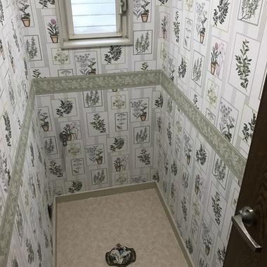 ずっと座っていたくなる理想のトイレ!の施工後写真(2枚目)