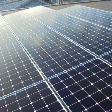 TOSHIBA 住宅用 太陽光発電 システムの施工後写真(0枚目)