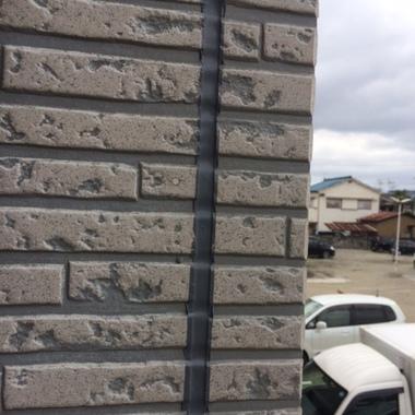 外壁コーキング補修の施工後写真(0枚目)