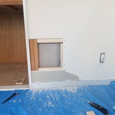 ☆壊れた建具を修繕☆壁の穴も直してお住まいを元通りに!の施工後写真(0枚目)