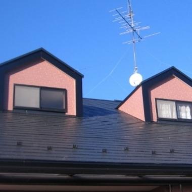 屋根塗装の施工後写真(0枚目)